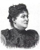 Portrait de Louise Rousseau