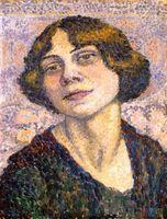 Portrait de Lucie Cousturier