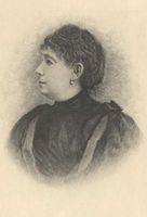 Portrait de Thérèse Bentzon